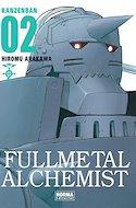 Fullmetal Alchemist (Kanzenban) #2