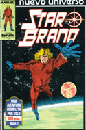 Star Brand (1988-1989) (Grapa. 17x26. 24 páginas. Color.) #1
