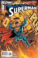 Superman Vol. 3 (2011-2016) (Comic Book) #1