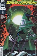 Hal Jordan and the Green Lantern Corps (Vol. 1 2016-2018 Variant Cover) (Comic Book) #37