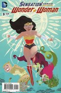 Sensation Comics Featuring Wonder Woman (2014-2016) (Comic-Book) #9