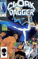 Cloak and Dagger (1985-1987) (Grapa) #2