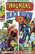Amazing Adventures (Vol. 2 1970-1976) (Comic Book) #3