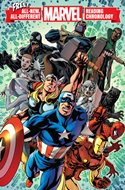 All-New All-Different Marvel Reading Chronology (Grapa) #