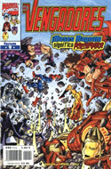Los Vengadores vol. 3 (1998-2005) (Grapa. 17x26. 24 páginas. Color. (1998-2005).) #9