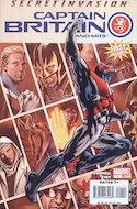 Captain Britain and MI13 (Grapa) #1