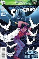 Superboy vol. 5 (2011) (Grapa) #8