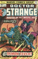 Doctor Strange Vol. 2 (1974-1987) (Comic Book) #7