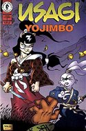 Usagi Yojimbo Vol. 3 (Grapa) #6
