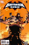 Batman and Robin Vol. 1 (2009-2011) (Comic Book) #8