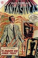 Historias Fantásticas (Grapa) #4