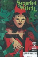 Scarlet Witch Vol. 2 (Variant Cover) (Comic Book) #1.2