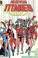 Nuevos Titanes Vol. 1 (1984-1988) (Grapa 40 pp) #9