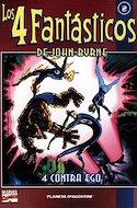 Coleccionable Los 4 Fantásticos de John Byrne (2002) (Rústica, 80 páginas (2002)) #2