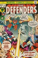 The Defenders vol.1 (1972-1986) (Grapa, 32 págs.) #8