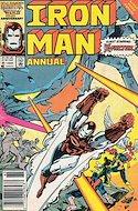 Iron Man vol. 1 Annual (1970-1994) (Comic Book) #8