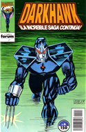 Darkhawk (1993-1994) (Grapa. 17x26. 24 páginas. Color.) #6