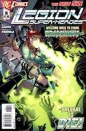 Legion of Super-Heroes Vol. 7 (2011-2013) (Comic-book) #6
