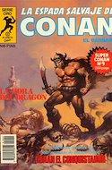 Super Conan. La Espada Salvaje de Conan (Cartoné 1ª Edición.) #9