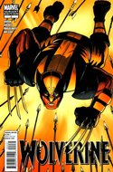 Wolverine (2010-2012 Variant Cover) (Comic Book) #2