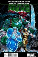 The Incredible Hulk / The Incredible Hulks (2009-2011) (Comic Book) #608
