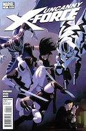 Uncanny X-Force Vol. 1 (2010-2012) (Comic Book) #4