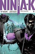 Ninja-K (Comic Book) #1