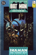Leyendas de Batman. Legends of the Dark Knight (Grapa (1990)) #2