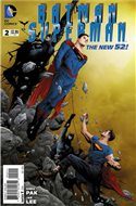 Batman / Superman vol. 1 (2013-2016) (Comic Book) #2