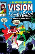 The Vision and The Scarlet Witch Vol. 2 (1985-1986) (Comic-book) #4