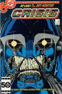 Crisis on Infinite Earths (Comic Book) #6