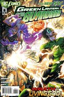 Green Lantern New Guardians (2011-2015) (2011 - 2015) Grapa #6