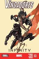 Los Vengadores: Infinity (Rústica) #3