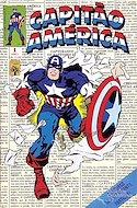 Capitão América (Formatinho grampo) #1