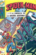 Spider-Man. Cómics Bruguera (Grapa (1980)) #7