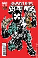 Deadpool's Secret Secret Wars (Variant Cover) (Comic Book) #1.4