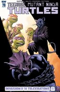 Teenage Mutant Ninja Turtles (2011-...) (Comic-book) #78