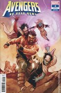 Avengers: No Road Home (Variant Cover) (Comic Book) #4
