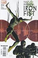 The Immortal Iron Fist (2007-2009) (Grapa) #5