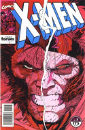 X-Men Vol. 1 (1992-1995) (Grapa 32 pp) #7