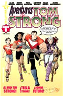 Aventuras de Tom Strong (2003-2004) (Grapa 24-32 pp) #1