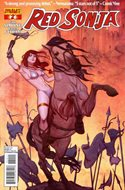 Red Sonja (2013-2015) (Comic Book) #2