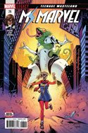 Ms. Marvel (Vol. 4 2015-...) (Grapa) #26