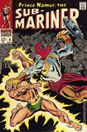 Sub-Mariner Vol. 1 (Grapa) #4