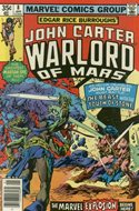 John Carter Warlord of Mars Vol 1 (Comic Book) #8