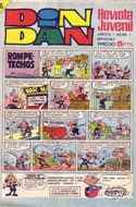 Din Dan 2ª época (1968-1975) (Grapa) #1