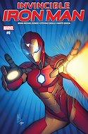 Invincible Iron Man (Vol. 3 2017-2018) (Grapa) #6