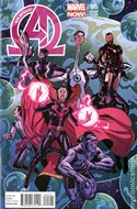 New Avengers Vol. 3 (2013 -2015 Variant Covers) (Comic Book) #5