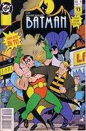 Las aventuras de Batman (1993-1994) #4