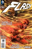 The Flash Vol. 4 (2011-2016) (Comic-Book) #8